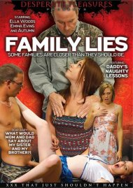 Family Lies Boxcover
