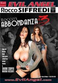 Rocco's Abbondanza #3: Big Boob Bonanza porn video from Evil Angel - Rocco Siffredi.