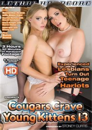 Cougars Crave Young Kittens #13 Boxcover