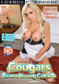 Cougars Crave Young Cock! #4 Boxcover