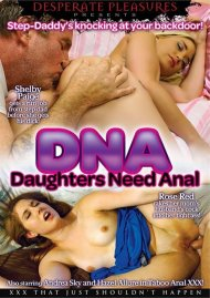 DNA: Daughters Need Anal Boxcover