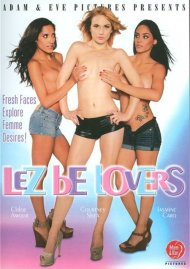 Lez Be Lovers Boxcover