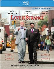 Love Is Strange Boxcover
