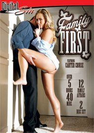 Family First Boxcover