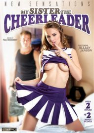 My Sister The Cheerleader Boxcover