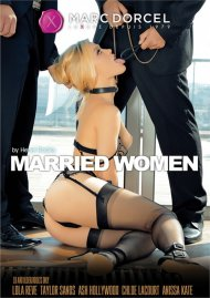 Married Women Boxcover