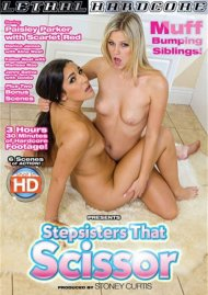 Stepsisters That Scissor Boxcover