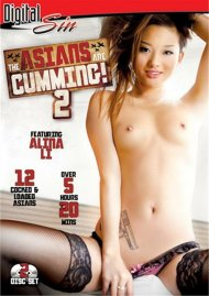 Asians Are Cumming! 2, The Boxcover