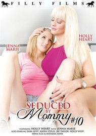 Seduced By Mommy #10 Boxcover
