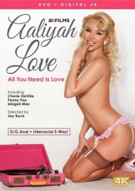 Aaliyah Love: All You Need Is Love Boxcover