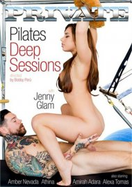Pilates Deep Sessions Boxcover