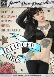 Tattooed Girls Boxcover