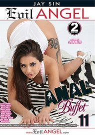 Anal Buffet 11 Boxcover