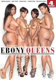 Ebony Queens Boxcover