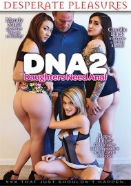 DNA: Daughters Need Anal 2 Boxcover