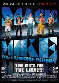 Magic Mike XXXL porn video from Wicked Pictures.