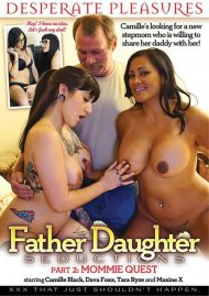 Father Daughter Seductions Part 2: Mommie Quest Boxcover