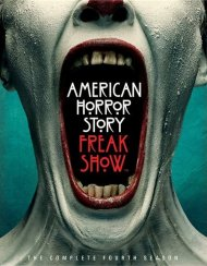 American Horror Story: Freak Show Boxcover