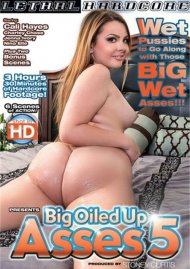 Big Oiled-Up Asses! #5 Boxcover