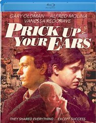 Prick Up Your Ears Boxcover