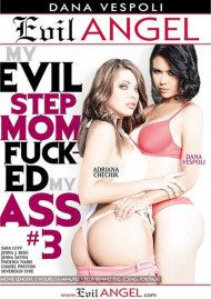 My Evil Stepmom Fucked My Ass #3 Boxcover
