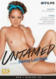 Untamed Boxcover