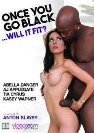 Once You Go Black... Will It Fit? Boxcover