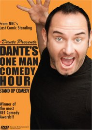 Dantes One Man Comedy Hour