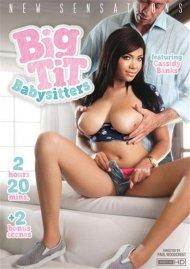 Big Tit Babysitters Boxcover