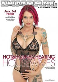 Hot And Horny Cheating Housewives porn video from Immoral Productions.