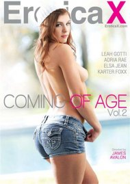 Coming Of Age Vol. 2 Boxcover