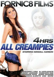 All Creampies porn video from Fornic8 Films.