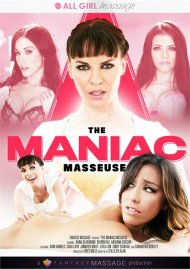 Maniac Masseuse, The Boxcover
