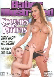 Babes Illustrated: Cougars Love Kittens Boxcover