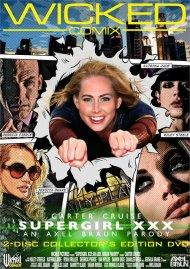 Supergirl XXX: An Axel Braun Parody Boxcover