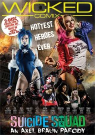 Suicide Squad: An Axel Braun Parody Boxcover