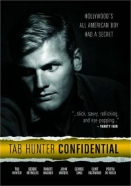 Tab Hunter Confidential Boxcover