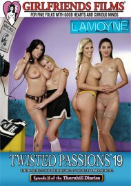 Twisted Passions Part 19 porn video from Girlfriends Films.
