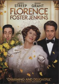 Florence Foster Jenkins Boxcover