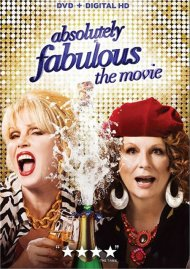 Absolutely Fabulous: The Movie Boxcover