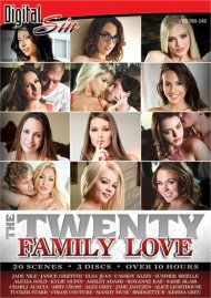 Twenty: Family Love, The Boxcover