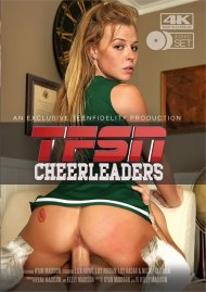 Teen Fidelity's Sports Network Cheerleaders Boxcover