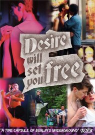 Desire Will Set You Free Boxcover