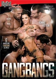 Gangbangs, The Boxcover
