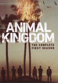 Animal Kingdom: The Complete First Season Boxcover