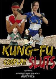 Kung-Fu Cosplay Sluts Boxcover