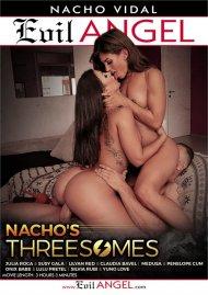 Nacho's Threesomes Boxcover
