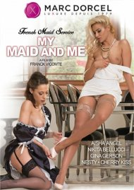 My Maid and Me Boxcover