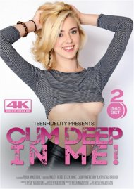 Cum Deep In Me! Boxcover