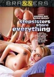 Stepsisters Share Everything Boxcover